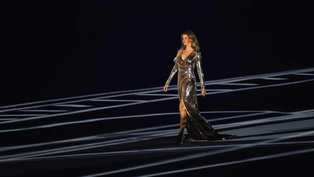 Gisele Opening Ceremony Olympics - Getty - H 2016