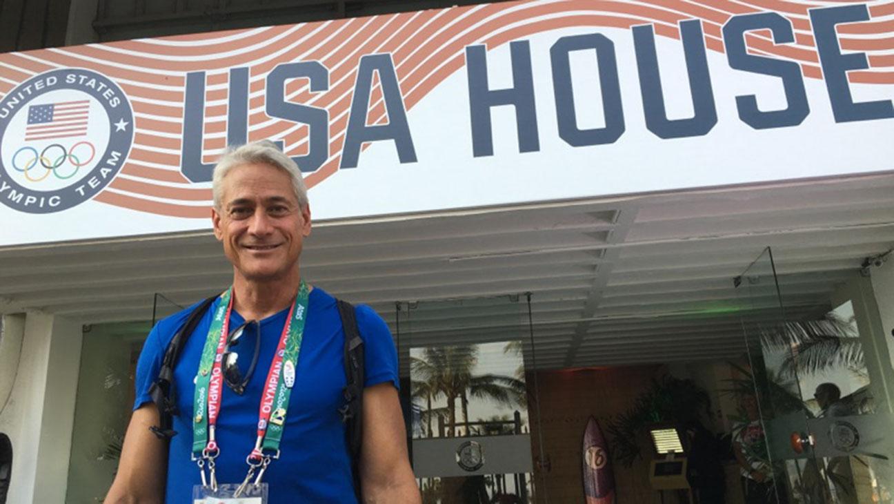 Greg Louganis Olympic Store H 2016