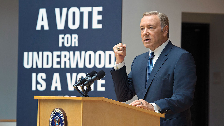 Breaking Down the Emmys' Best Actor Races - Kevin Spacey House of Cards (Netflix)-H 2016