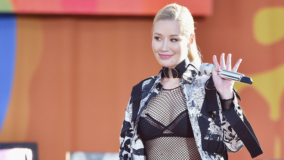 Iggy Azalea - Getty - H 2016