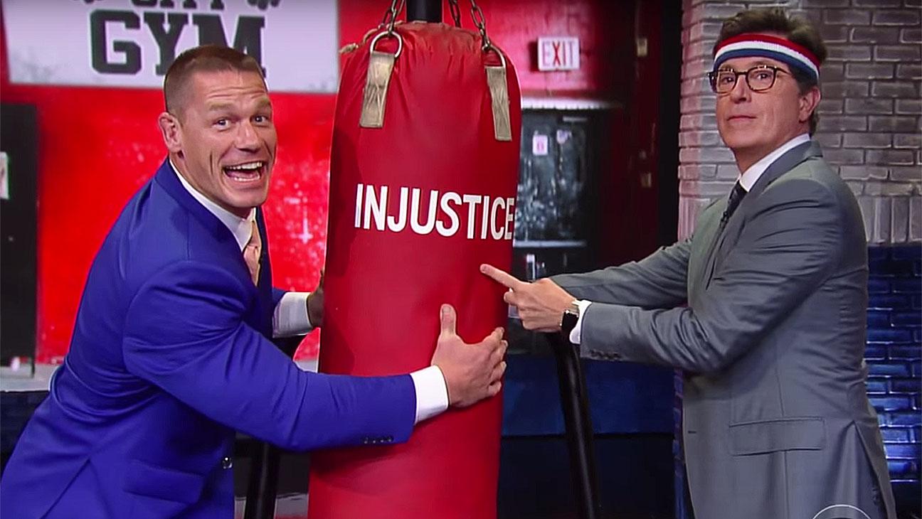 John Cena Helps Stephen Defeat Butch the Studio Bully - Screen Shot-H 2016