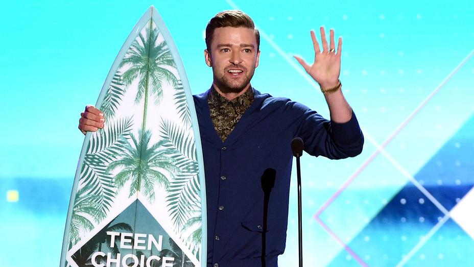 Justin Timberlake Teen Choice Awards - H Getty 2016
