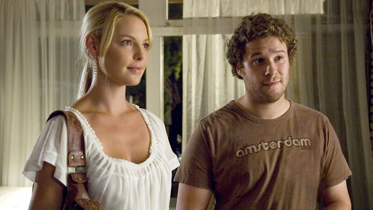 Seth Rogen Talks Feeling Betrayed After Katherine Heigl S Knocked Up Comments Hollywood Reporter