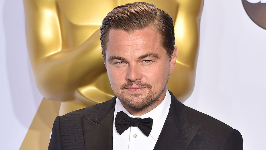 Leonardo DiCaprio Oscars Getty H 2016