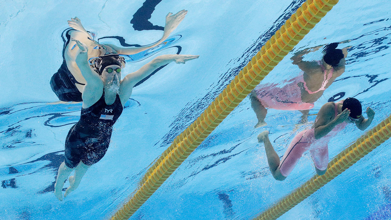 Lilly King and Yulia Efimova Olympic Games Rio H 2016