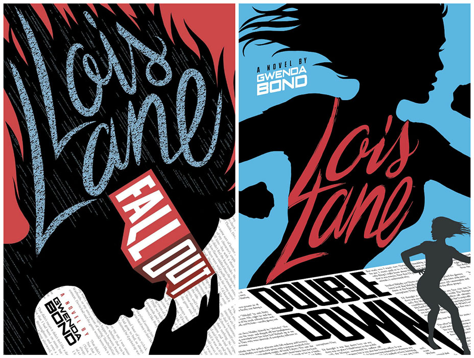 Lois Lane Series Switch Press 2016