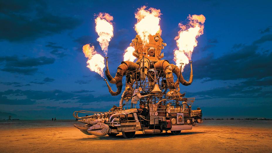 Burning Man's Singular Art - Scott London - H 2016