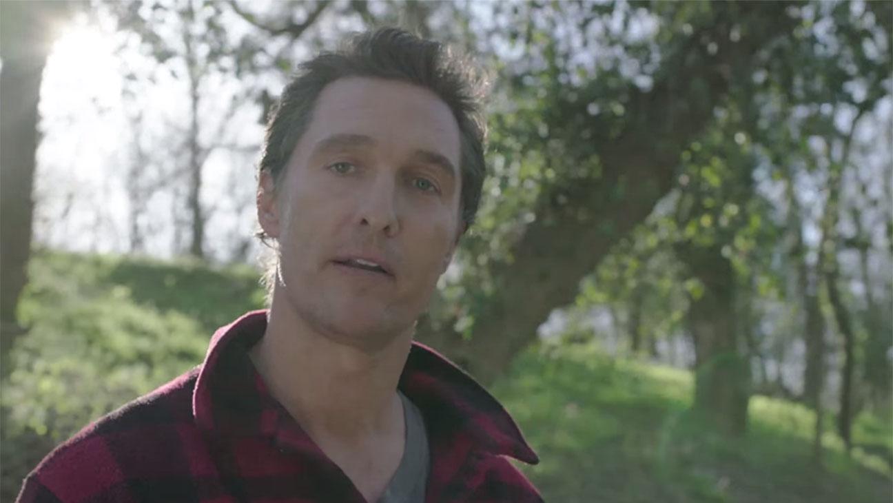 Matthew McConaughey Wild Turkey Screenshot H 2016