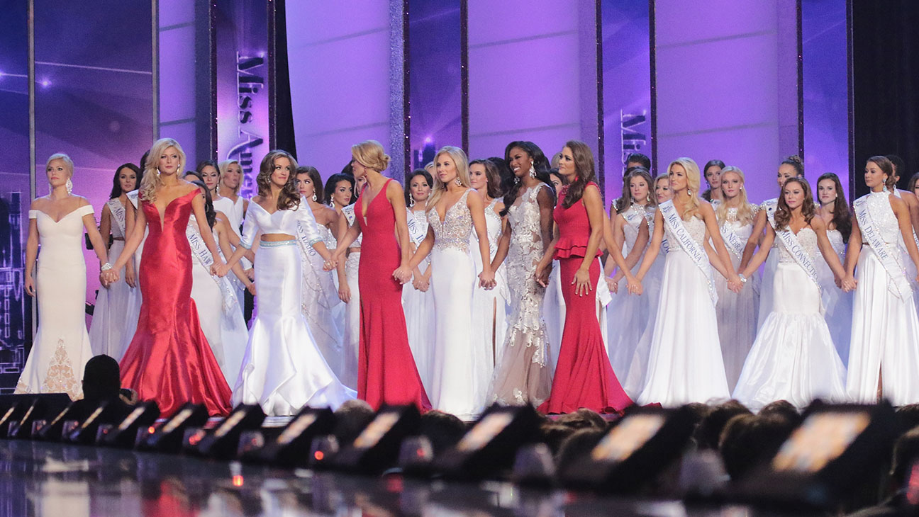 Miss America Competition H 2016
