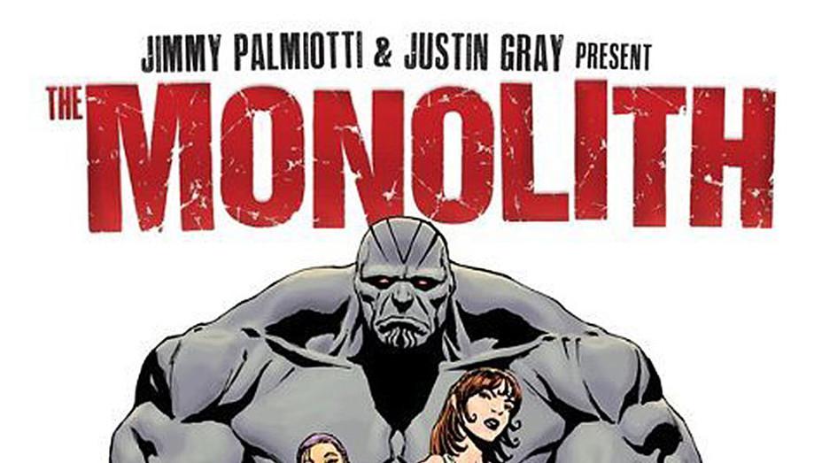The Monolith by Jimmy Palmiotti -DC Comics-P 2016