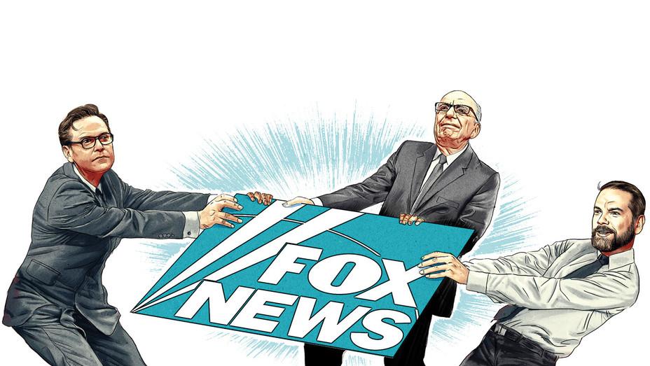 Murdochs Fighting Foxnews Illo - H 2016