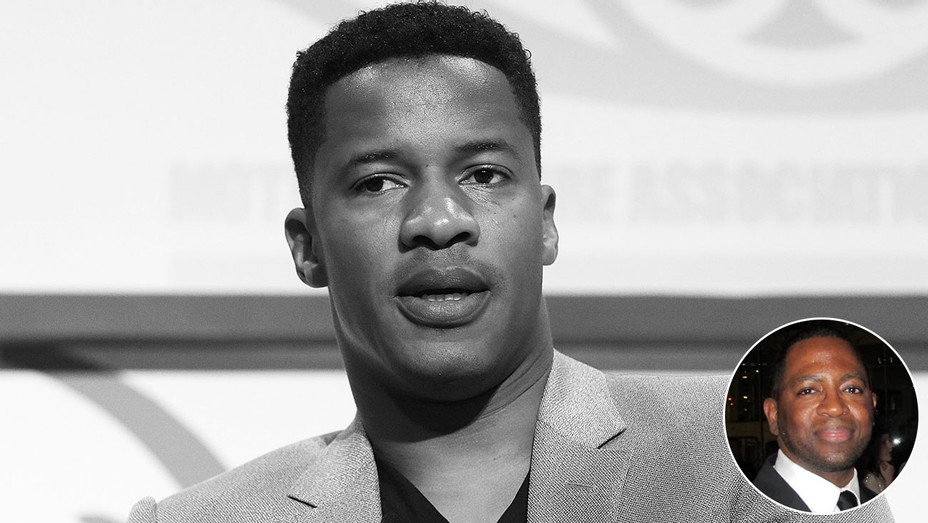 Nate Parker and inset of Wilson Morales- BlackFilm.com-Getty-Publicity-H 2017