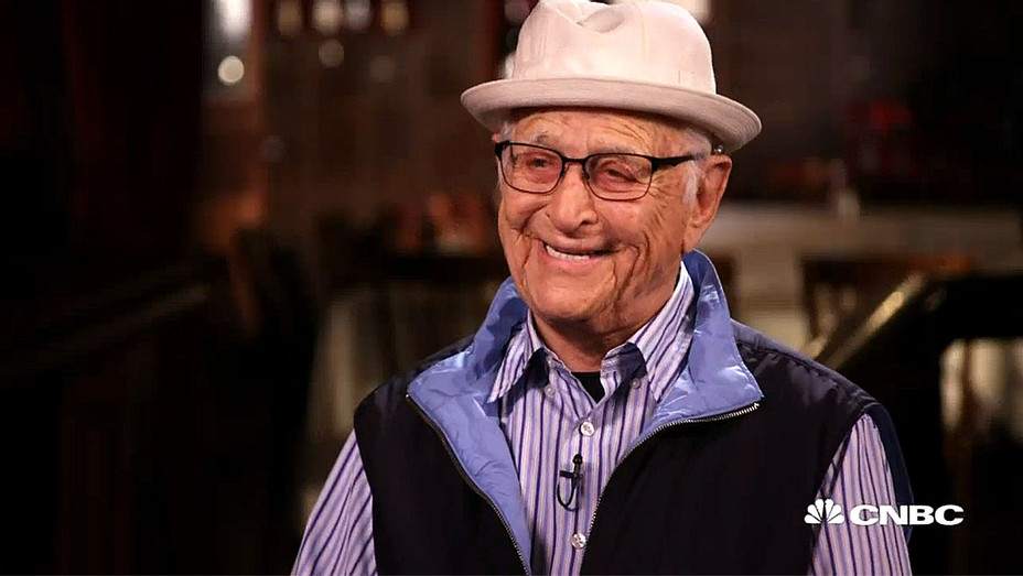 Norman Lear on Bill Cosby's mistake with The Cosby Show -Screen Shot-CNBC-H 2016
