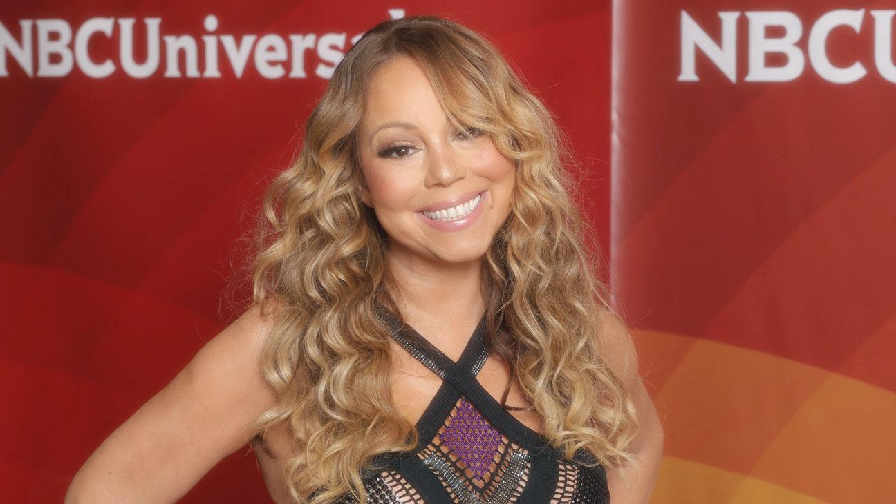 NBCUniversal Summer Press Tour -Mariah Carey -H 2016