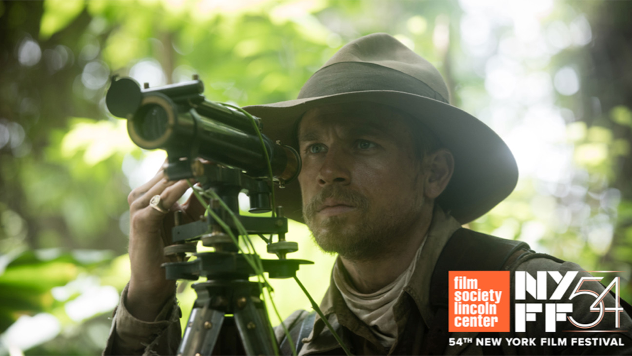 NYFF The Lost City of Z - H 2016