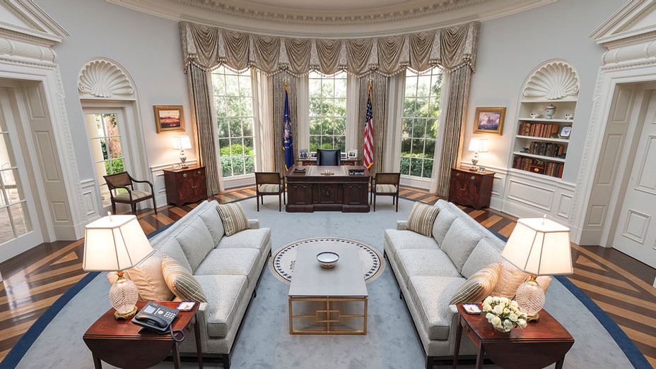 3 Tv Set Designers On How They D Design The Oval Office For Hillary Vs Trump Hollywood Reporter