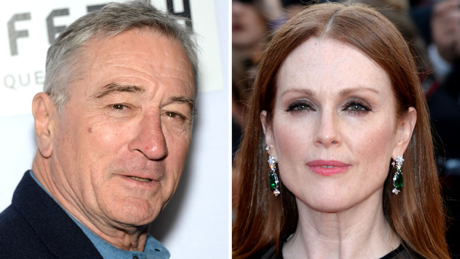 Robert De Niro Julianne Moore Split H 2016
