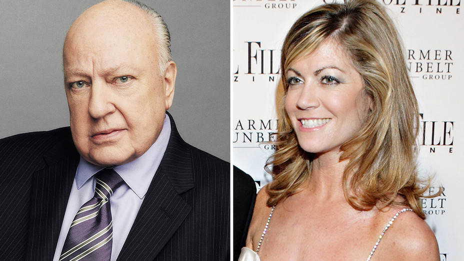 Roger Ailes and Laurie Luhn Split-H 2016