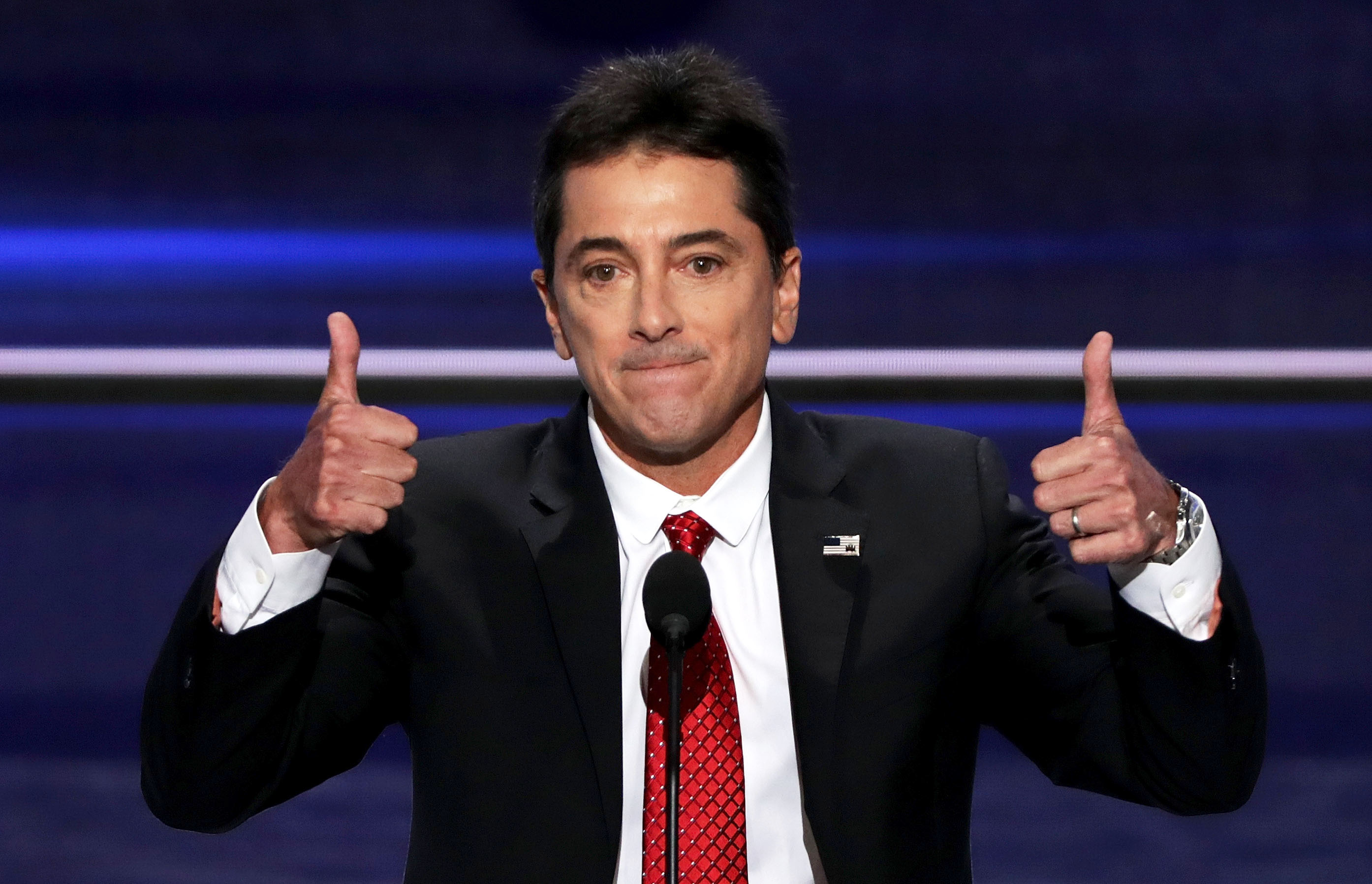 "Scott Baio Defends RNC Speech, Embraces Trump Backlash: ""I Don't Care"" (Q&A)"