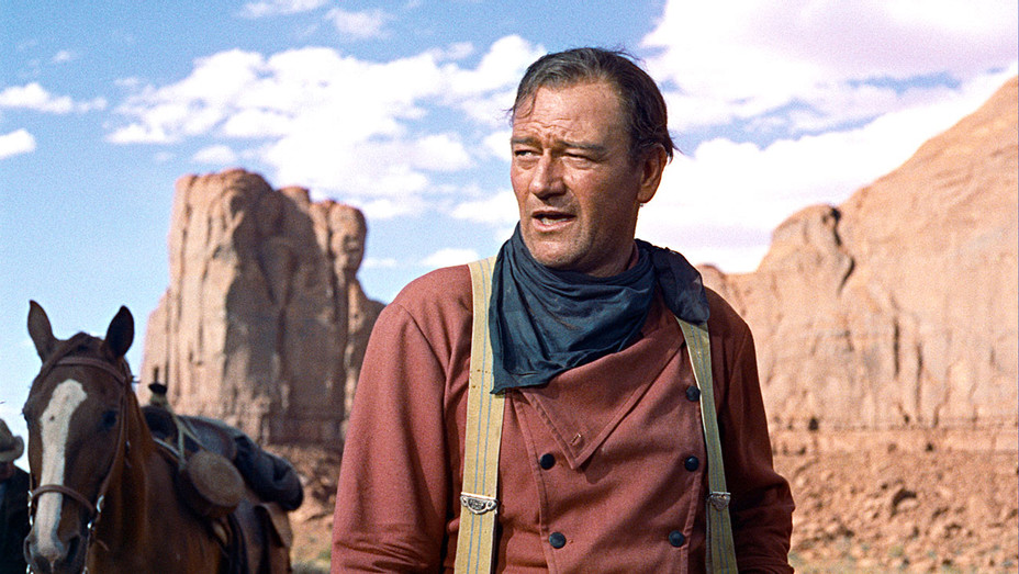 Searchers - John Wayne - 1956 - Photofest - H - 2016