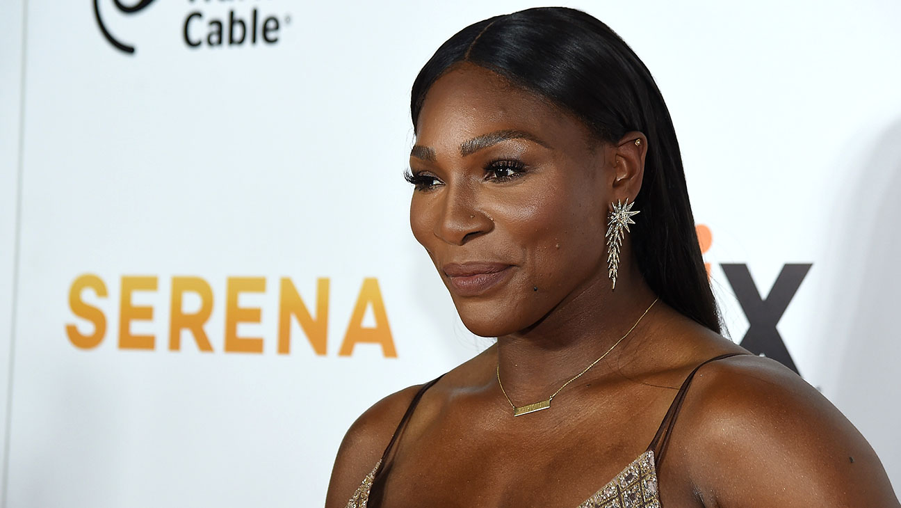 Serena Williams Serena Doc Getty H 2016