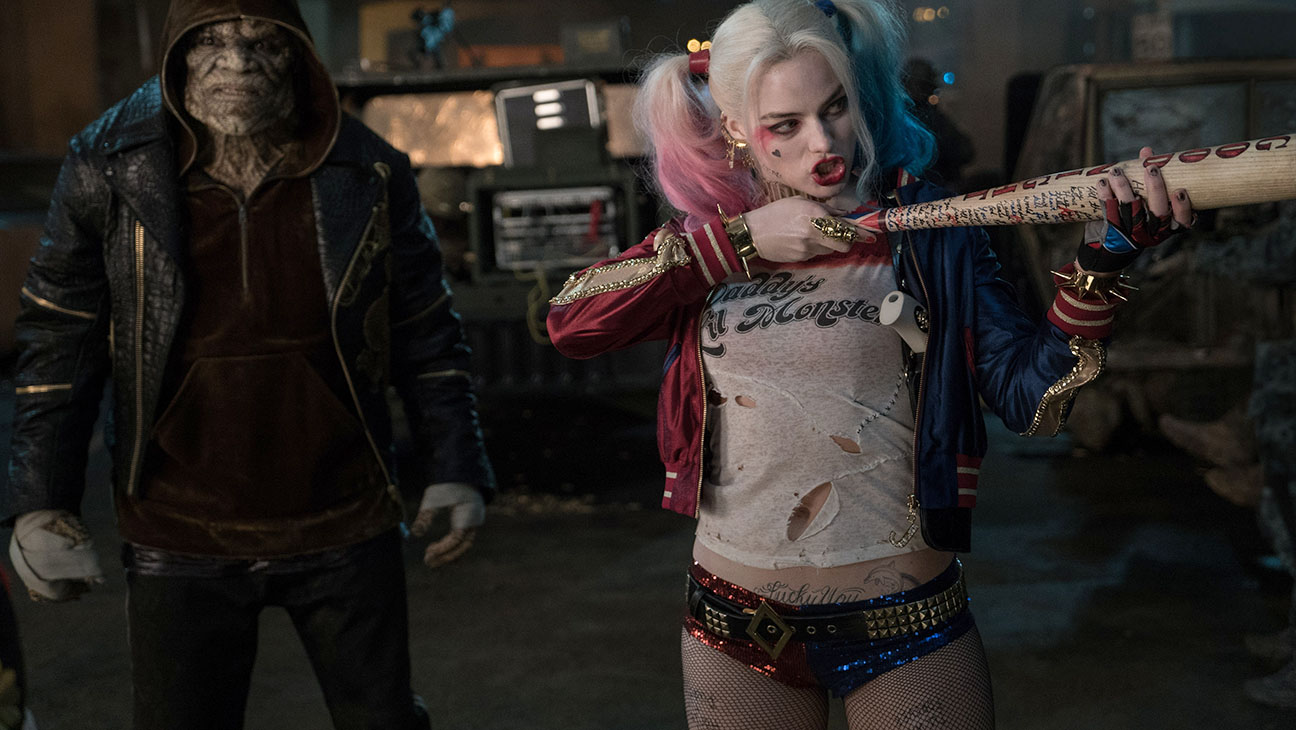 Suicide Squad Margot Robbie Still H 2016
