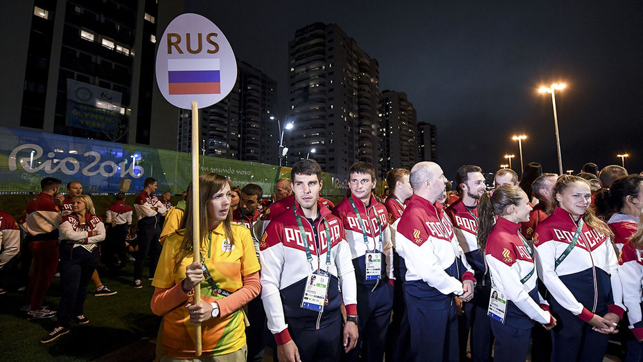Team Russia Olympic Games Getty H 2016