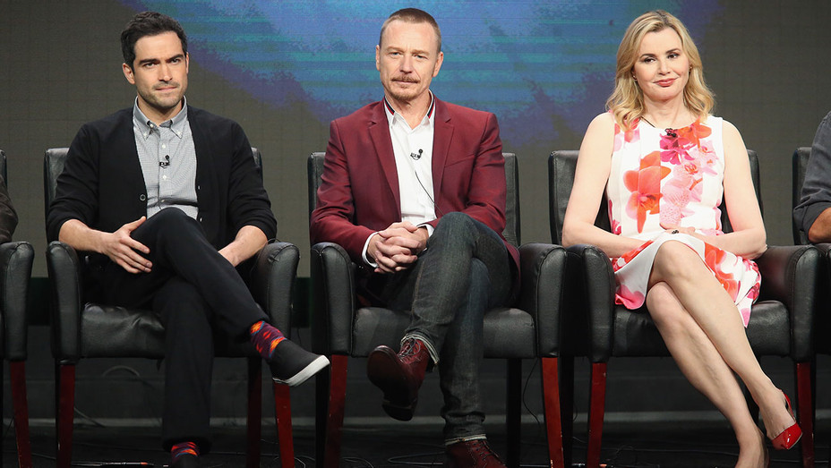 The Exorcist TCA Panel with Geena Davis Getty H 2016