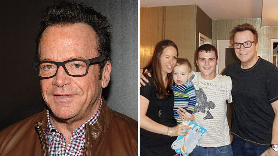 Tom Arnold Pens Essay about Gun Control After Losing Nephew-AP One Time use-Split--H 2016