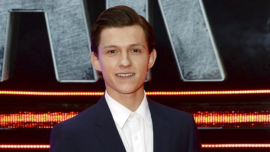 Tom Holland - Getty - H 2016
