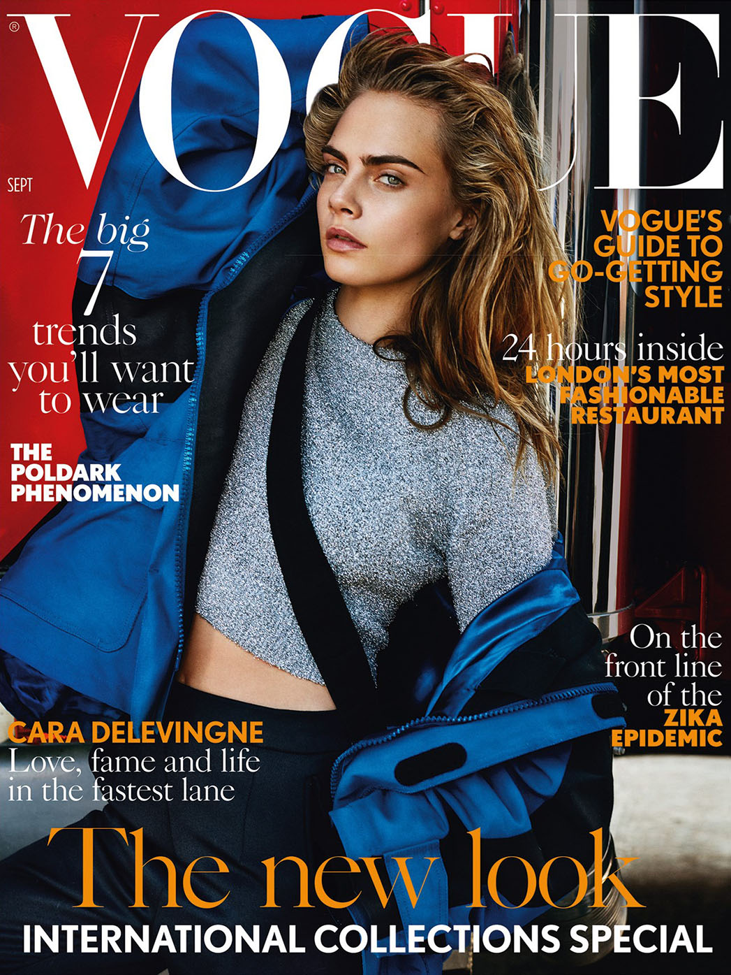 Vogue_Cara_Delevingne__Sept_2016_Cover - P 2016