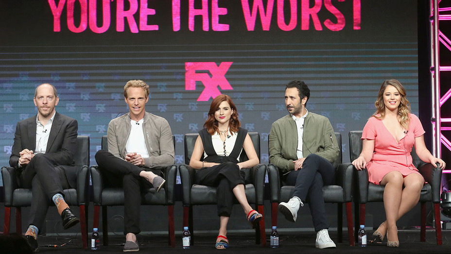 You're the Worst_TCA - Getty - H 2016