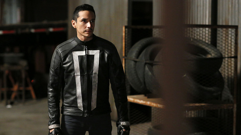 MARVEL'S AGENTS OF S.H.I.E.L.D - The Ghost -GABRIEL LUNA- Publicity - H 2016