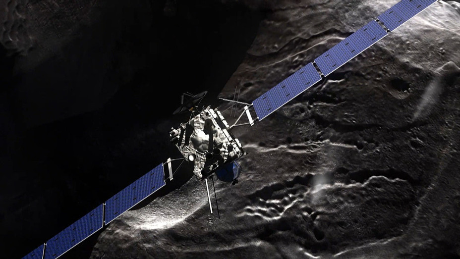 Death on a Comet: The Rosetta Mission - Publicity - H 2016