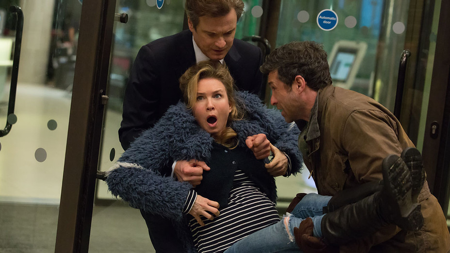 Bridget Jones's Baby - COLIN FIRTH - RENEE ZELLWEGER - PATRICK DEMPSEY - Still - H - 2016