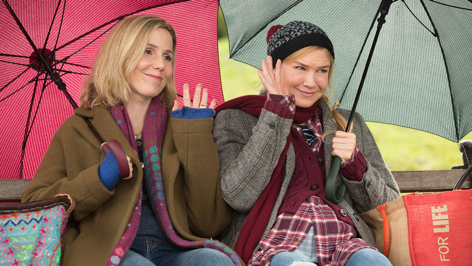Bridget Jones's Baby - SALLY PHILLIPS  - RENEE ZELLWEGER - Still - H - 2016