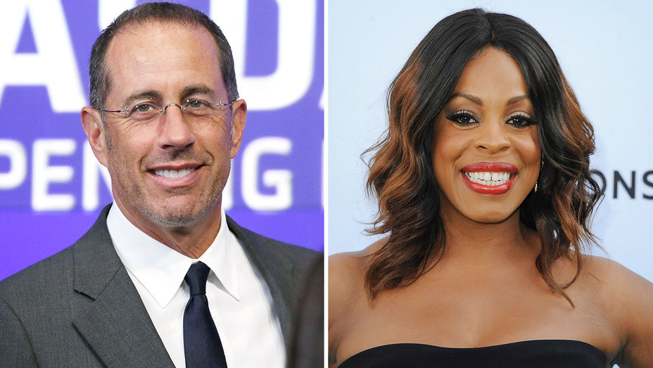 Jerry Seinfeld and Neicy Nash Split- Getty - H 2016