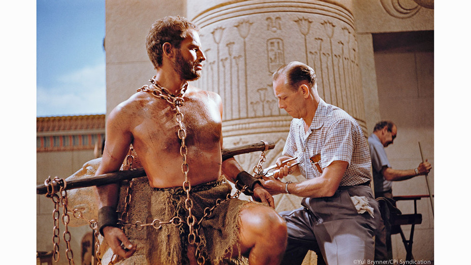 Yul Brynner - TEN COMMANDMENTS - CPi Syndication - ONE - TIME - USE- ONLY- H 2016