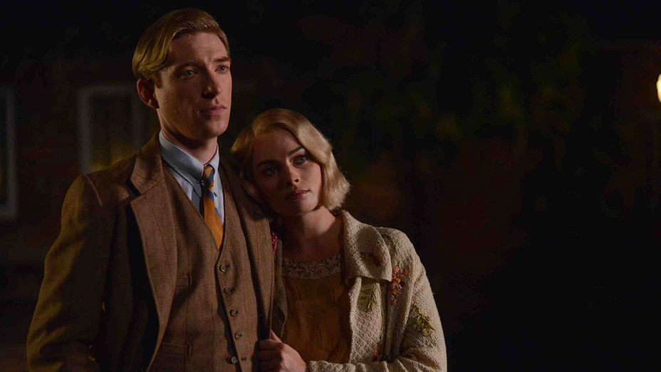 Domhnall Gleeson, Margot Robbie, 'Untitled A.A. Milne' Biopic - H 2016