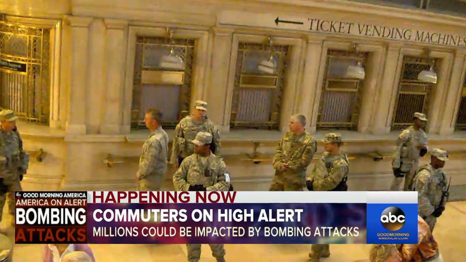 ABC - High Alert - Bombing atacks NY - Screen Shot -H 2016
