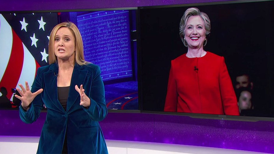 Full Frontal with Samantha Bee - TBS Screen shot - H 2016