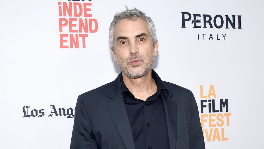 Alfonso Cuaron - Film Independent - Getty - H - 2016