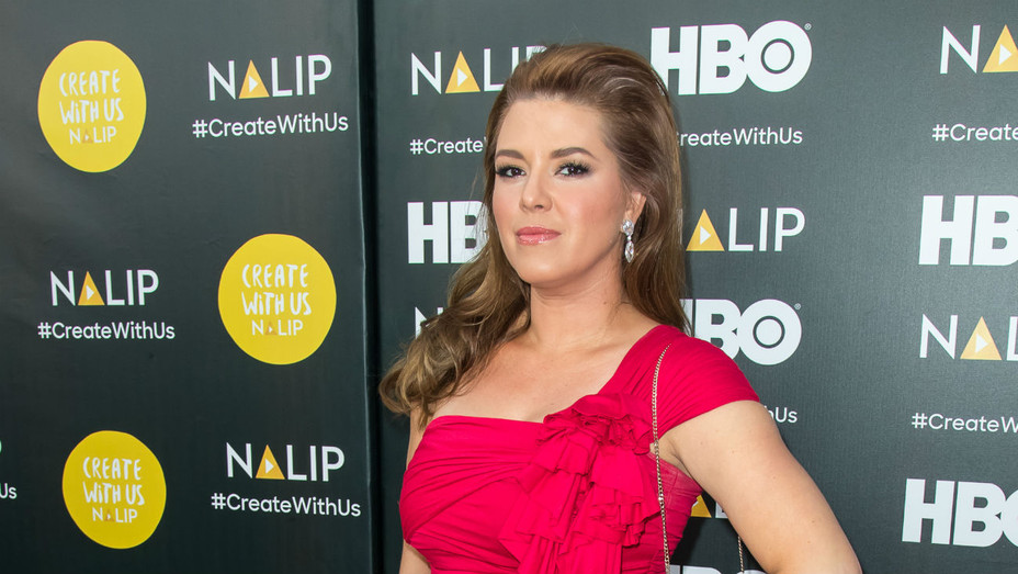 Alicia Machado - Getty - H 2016