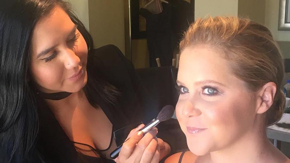Amy_Schumer_Emmy_Makeup_IG - S 2016