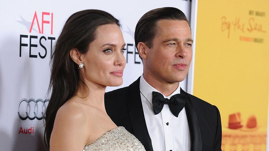 Angelina Jolie_Brad Pitt - Getty - H 2016