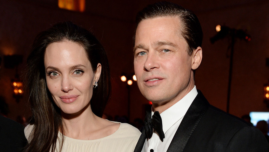 Angelina Jolie_Brad Pitt -- Getty - H 2016