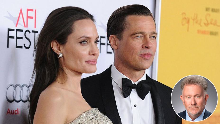 Angelina Jolie Brad Pitt - Inset - H - 2016