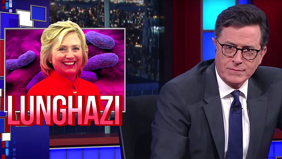 As The Lunghazi Scandal Rages, A Healthy Cartoon Hillary Speaks Out -Screen shot-H 2016