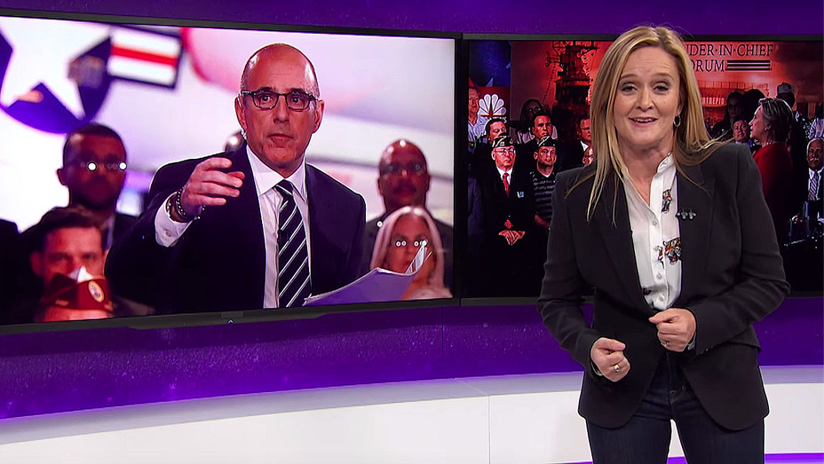 Tough Full Frontal with Samantha Bee Screen Shot - H 2016