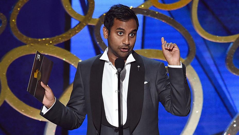Aziz Ansari - Emmy - Stage - H - 2016